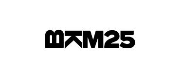 BKM 25.Yıl Logo Siyah Beyaz (AI, PSD, JPG)